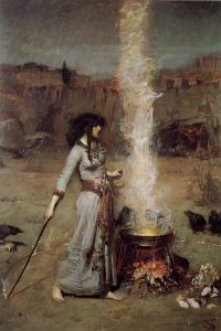 Magick - Definition and Etymology
