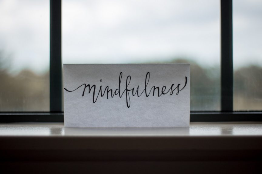3 basic mindfulness practices with scientific background.
