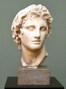 35 selected powerful quotes from Alexander The Great