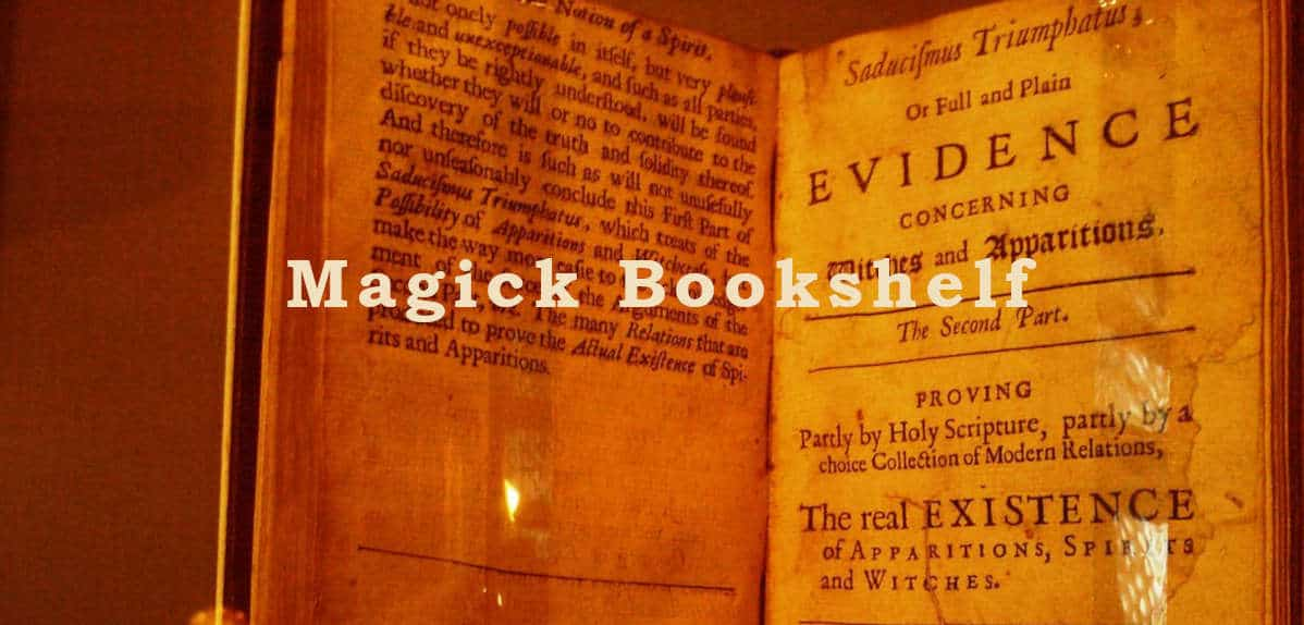 Magick Bookshelf
