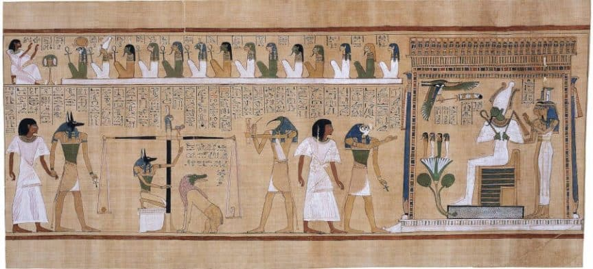 "Maat's ""Feather of Truth"" and The 42 Negative Confessions"