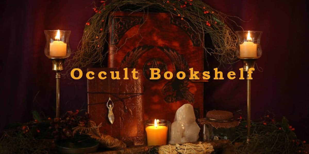 Occult bookshelf