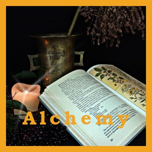 Alchemy Bookshelf