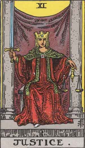 Understanding the Esoteric Meaning of Major Arcana (VIII-XI)