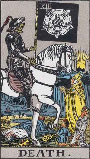 Understanding the Esoteric Meaning of Major Arcana (XII-XV)