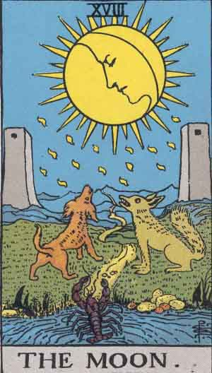 Understanding the Esoteric Meaning of Major Arcana (XVI-XVIII)