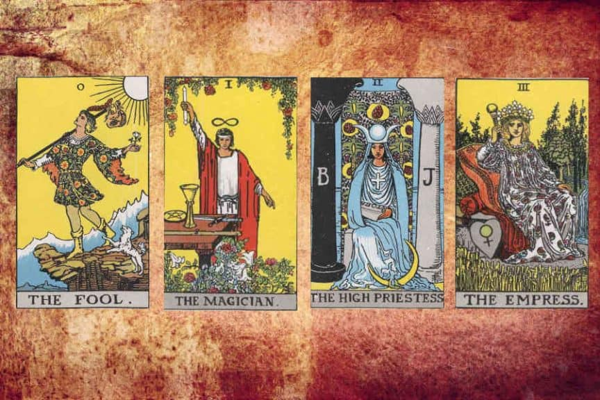 Esoteric Meaning of Major Arcana (0-III)