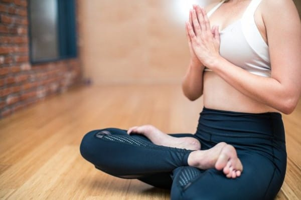 How to find a comfortable meditation position: Full Lotus