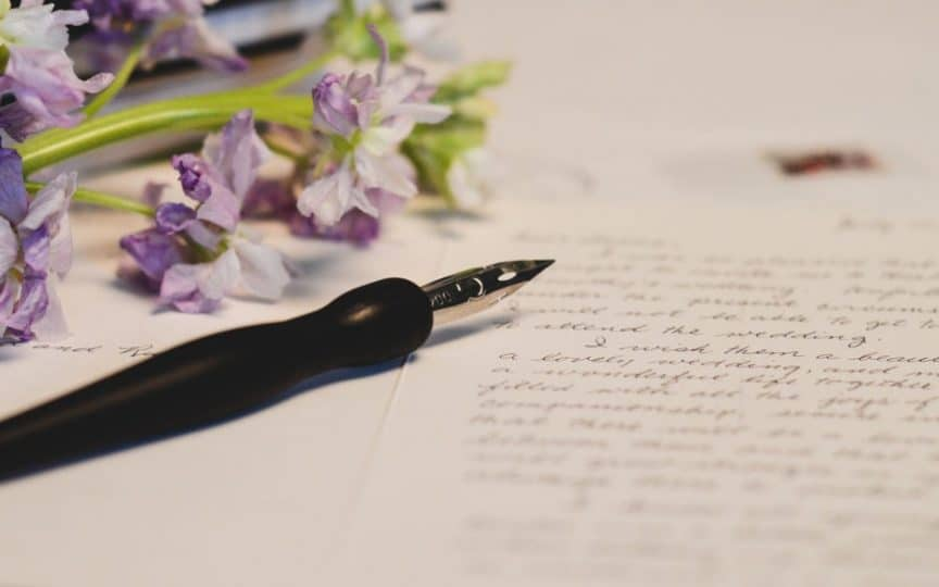 How to Write A Letter from The Future to Your Present?