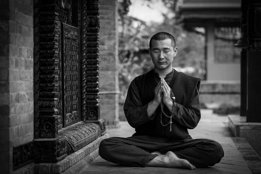 What Happens When You are in Deep Meditation?