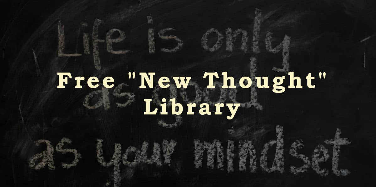 Free New Thought library