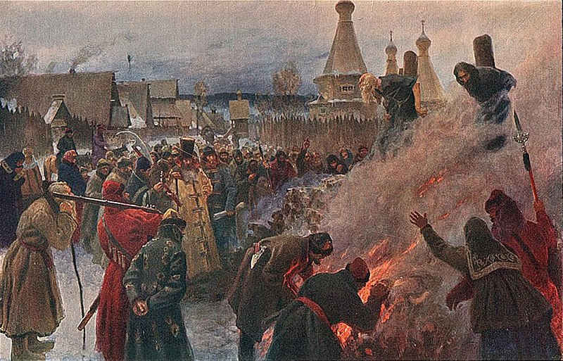 Medieval Witch Trials in Europe