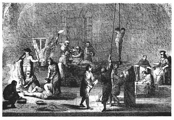 Torture Chamber of the Inquisition
