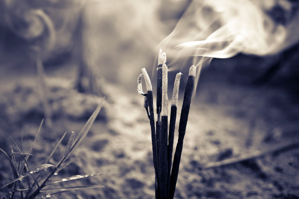 Benefits of Smudging