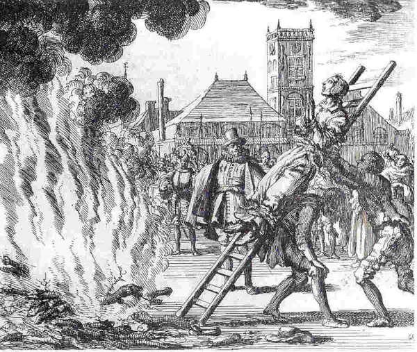 Medieval Persecution of Magic